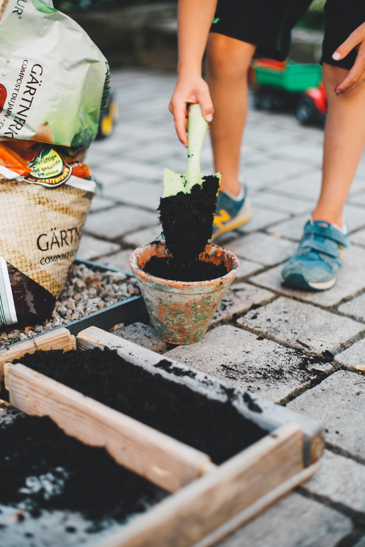 5 Técnicas para la decoración de jardines exteriores