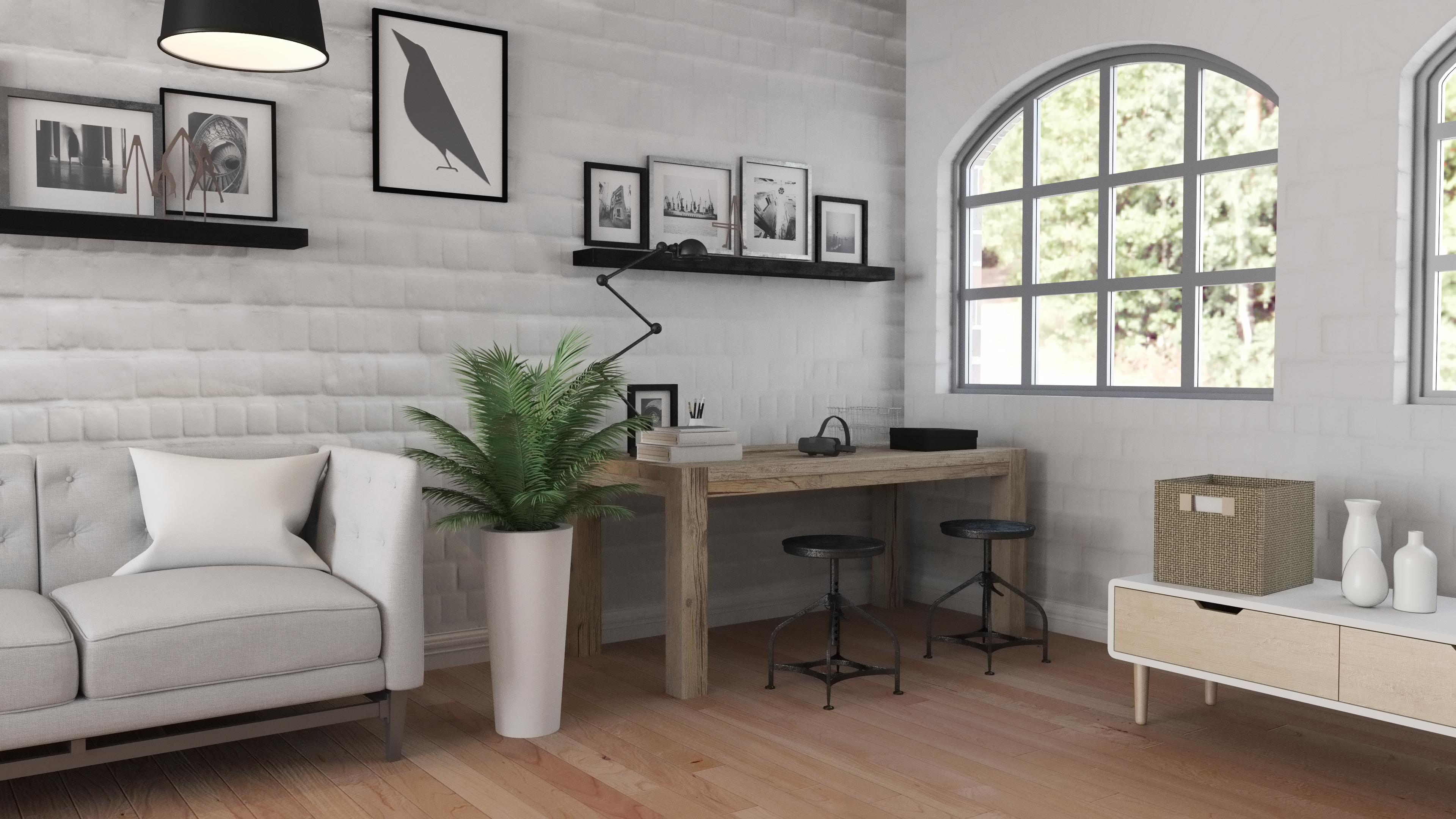 máster decoración de interiores