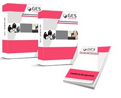 Dos manuales, 1 cuaderno - GES Formación