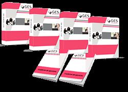 4 Manuales, 2 Cuadernos - GES Formación